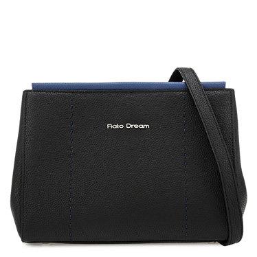 Сумка на плечо Fiato Dream  6070 FD кожа черный