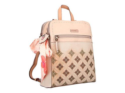 Рюкзак пудрового цвета Kimmidoll