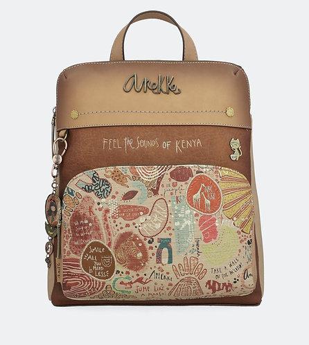 Рюкзак с карманом Anekke Kenya