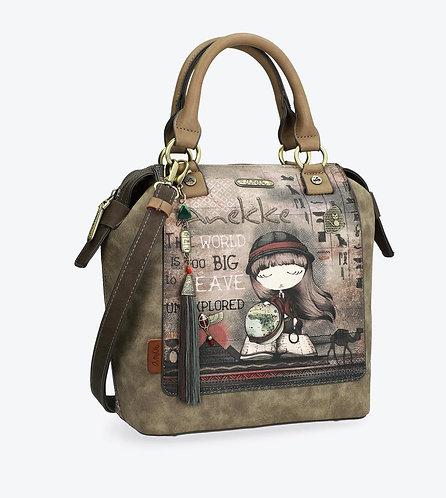 Оригинальная сумка-рюкзак с двумя ручками Anekke Egypt