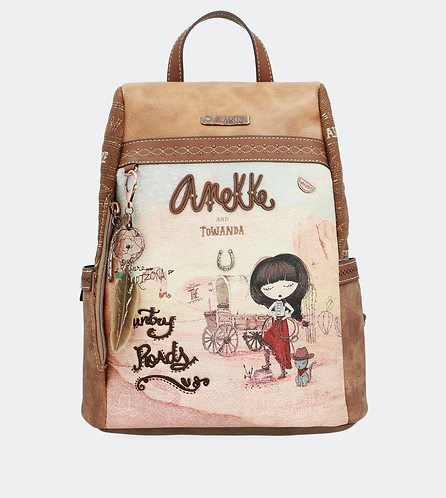 Рюкзак с потайными карманами Anekke Arizona