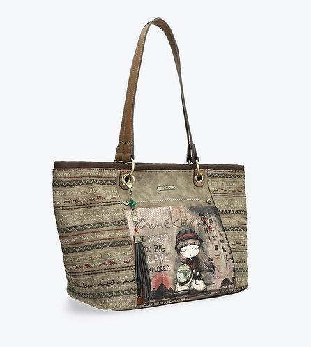 Вместительная сумка Anekke Egypt