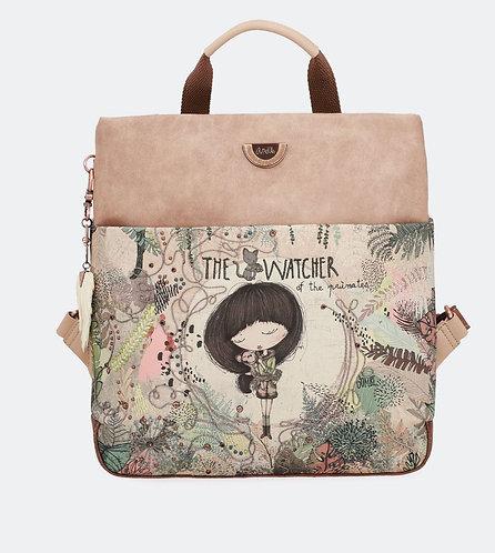Рюкзак с ручкой Anekke Jungle