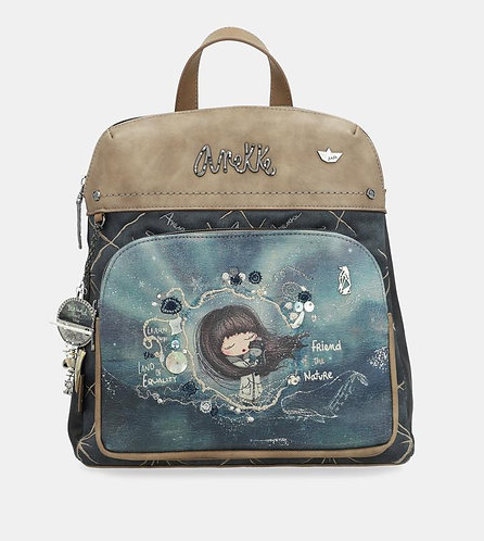 Красивый рюкзак с карманом Anekke Iceland