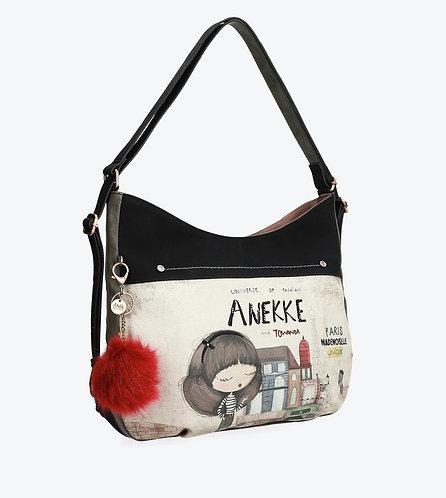 Сумка хобо-рюкзак Anekke Couture