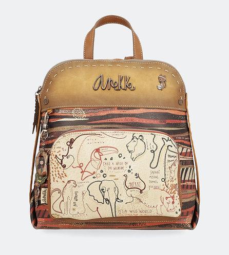 Городской рюкзак с карманом Safari Fusion от Anekke Kenya