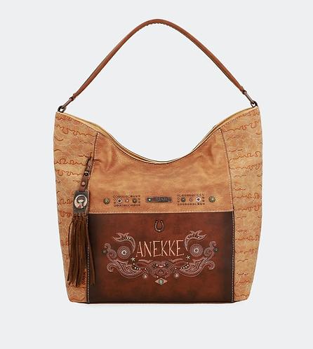 Вместительная сумка-хобо Anekke Arizona