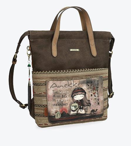 Стильная сумка-рюкзак Anekke Egypt