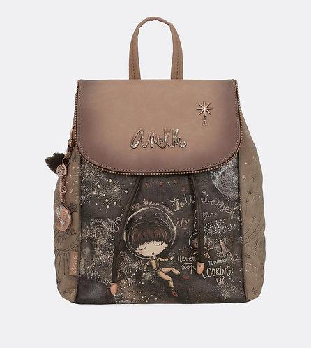 Рюкзак на завязках и молнии Anekke Universe