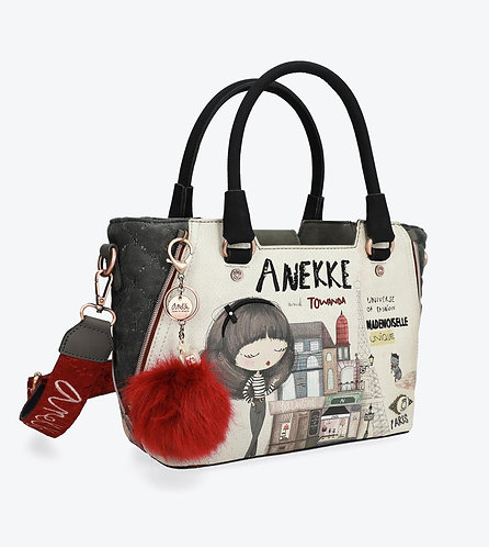 Вместительная сумка тоут Anekke Couture