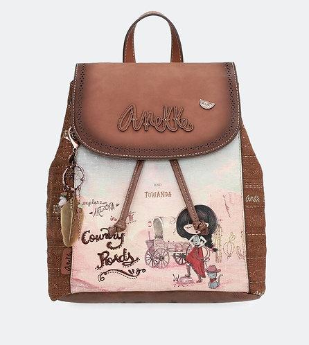 Рюкзак на завязках и молнии Anekke Arizona