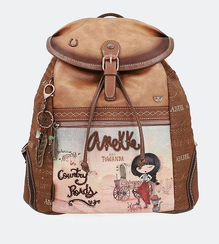 Рюкзак на завязках Anekke Arizona
