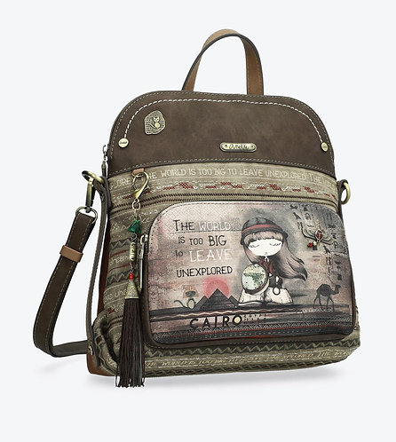 Рюкзак на молнии Anekke Egypt
