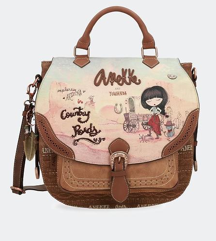 Сумка-рюкзак c клапаном Anekke Arizona