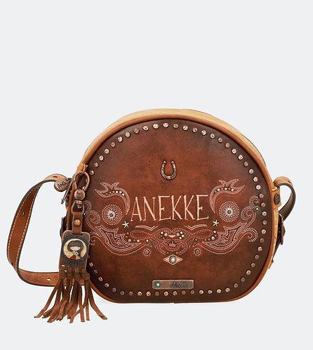 Круглая кроссбоди Anekke Arizona