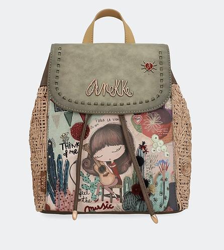 Городской рюкзак с клапаном Anekke Ixchel