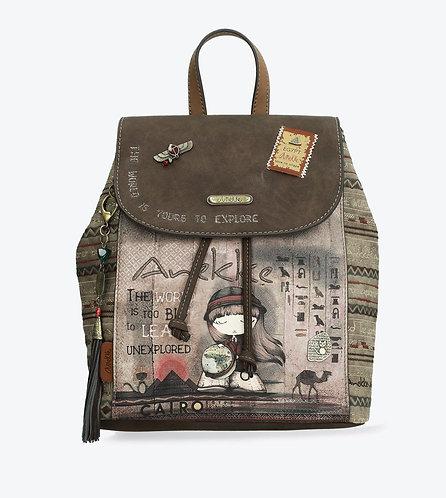 Рюкзак на завязках и молнии Anekke Egypt