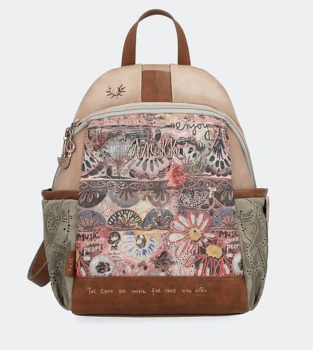 рюкзак с карманами anekke ixchel испания 32710-05-081