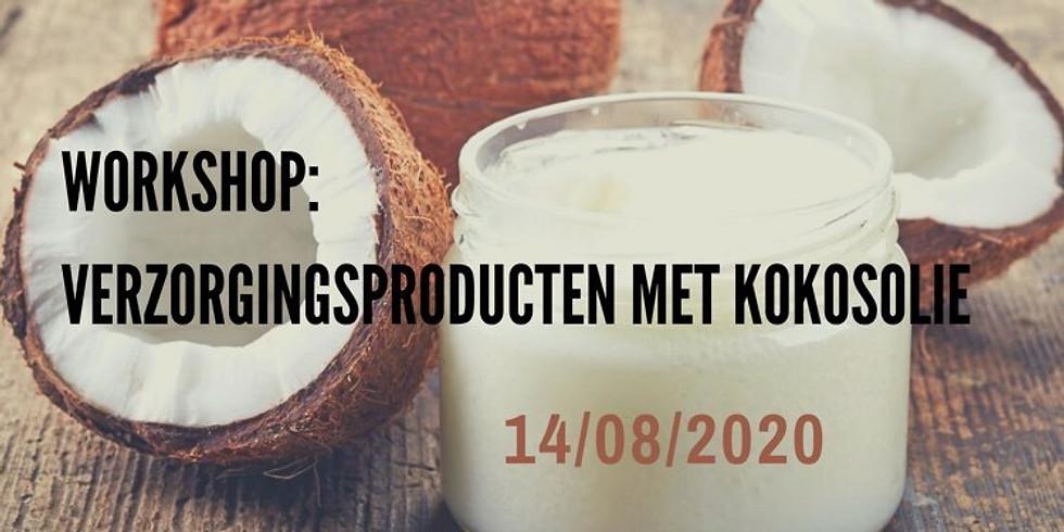 Workshop: Verzorgingsproducten met kokosolie