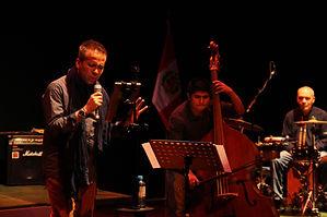 Sandro León Show en el Icpna