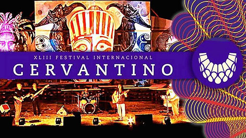 Festival Internacional Cervantino GTO.