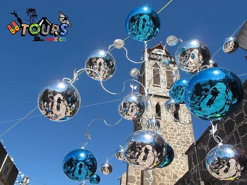Feria de La esfera + Piedras encimadas