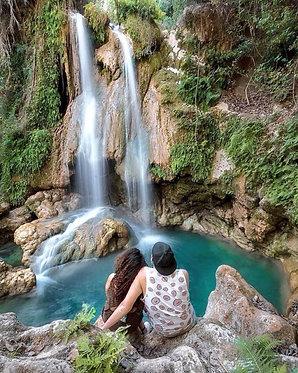 Pozas azules + Taxco + Platería
