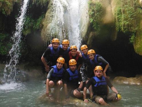 Mil cascadas + Taxco + Platería