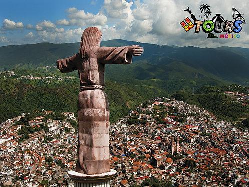 Grutas de Cacahuamilpa + Taxco