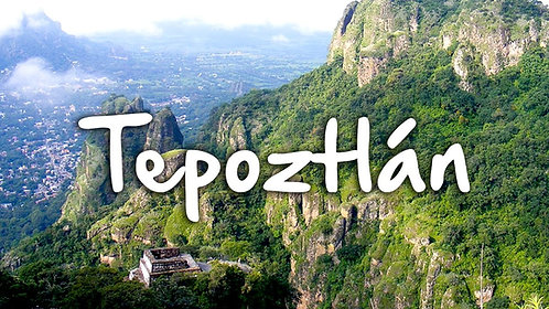 Tepoztlán + Jardines de México