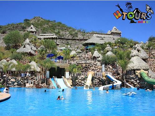 El Geiser parque acuático