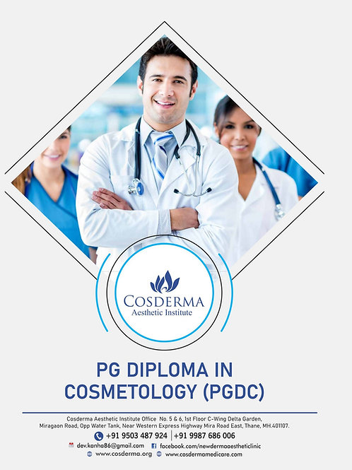 cosmetology courses for doctors in mumbai