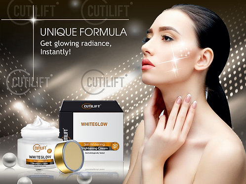 White-Glow Cream Alpha Arbutin cream Skin Lightening Glowing Face Cream