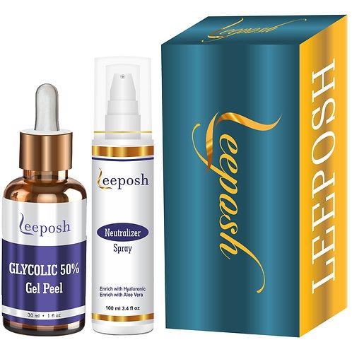 Leeposh Glycolic Acid Peel 50%