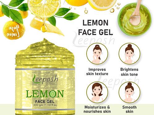 Lemon Skin Gel skin Glow & Lightening FDA Approved Gel for Acne & Clear Skin