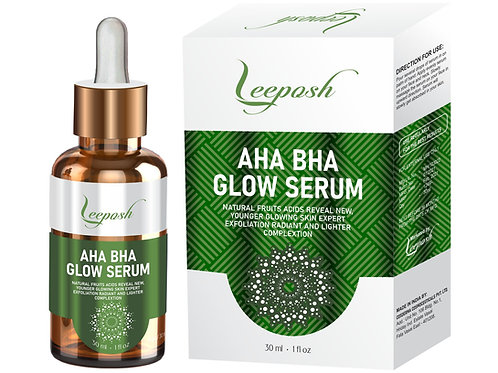 AHA BHA Serum Helps In Exfoliating Skin,Controlling Oil,Spot,Acne Scar Reduction