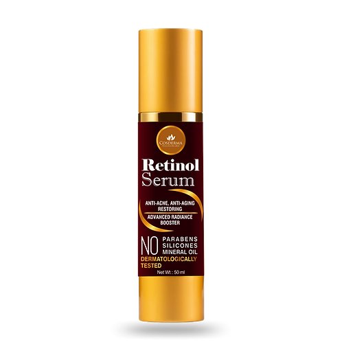 Cosderma Retinol Face Serum with Argirline & peptides