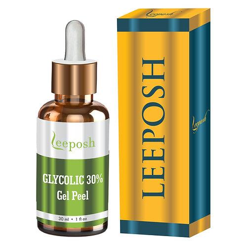 Leeposh Glycolic 30% Gel Peel
