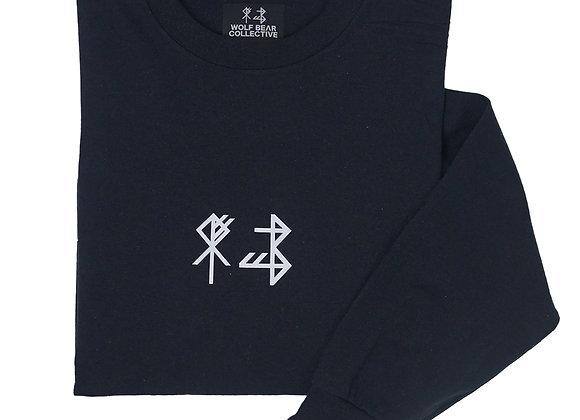 symbol unisex long sleeve