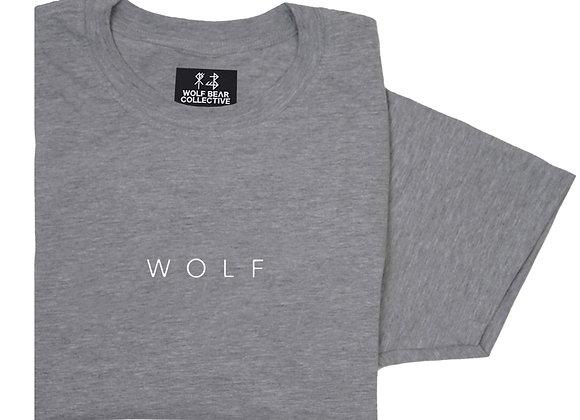 classic wolf unisex t