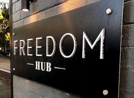 LIVE TO GIVE | The Freedom Hub