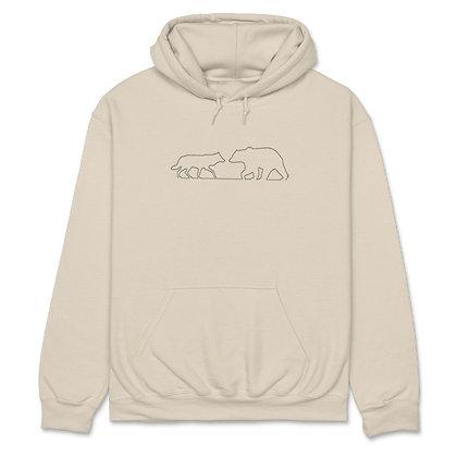 O R I G I N unisex hoodie