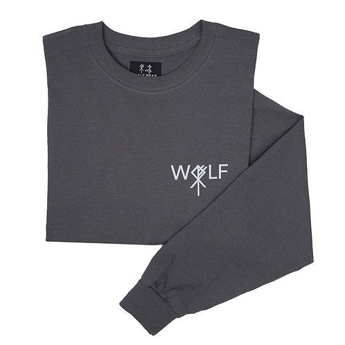 Wolf Unisex Long Sleeve