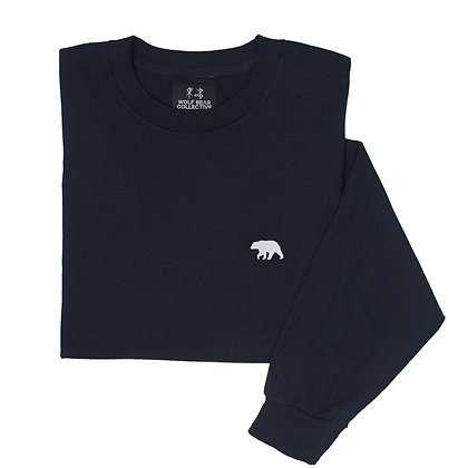 S I L A  bear unisex long sleeve