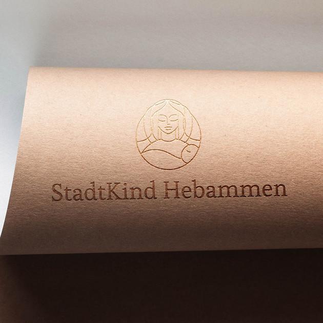 Logo Stadtkind Hebammen