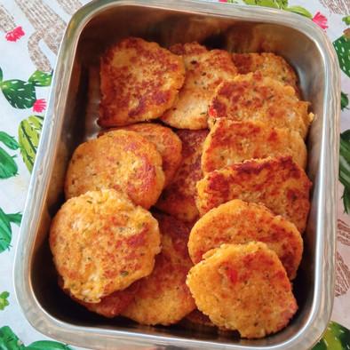 nuggets de coliflor veggies