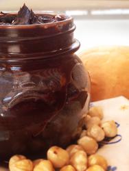 Crema vegana de Chocolate y Avellanas