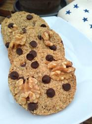 Cookies de Avena y Chips de Chocolate