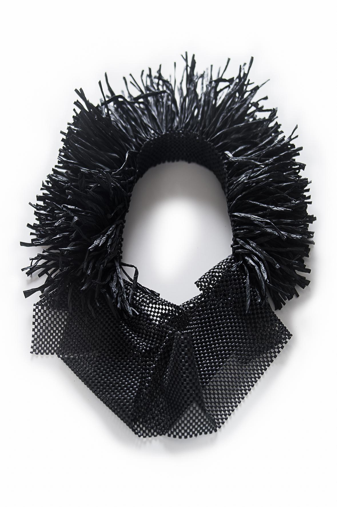 colar knit preto br