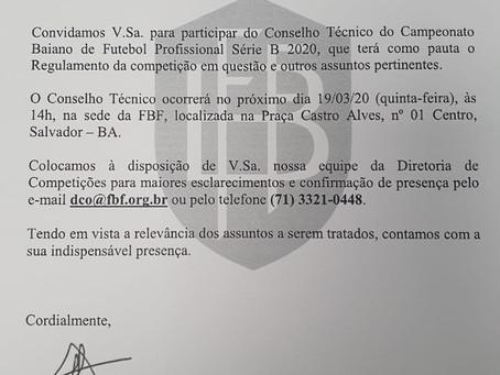 Barcelona de Ilhéus está confirmado na reunião da fbf